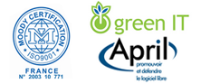 Certification ISO9001 - Green IT - April