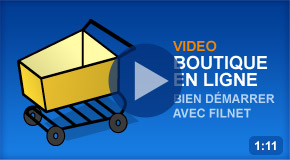 Video Boutique en ligne