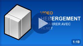 Vidéo Serveur VPS dédié Linux