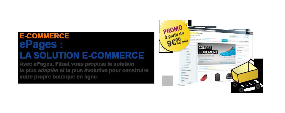Votre site e-commerce à partir de 9,90 € HT !