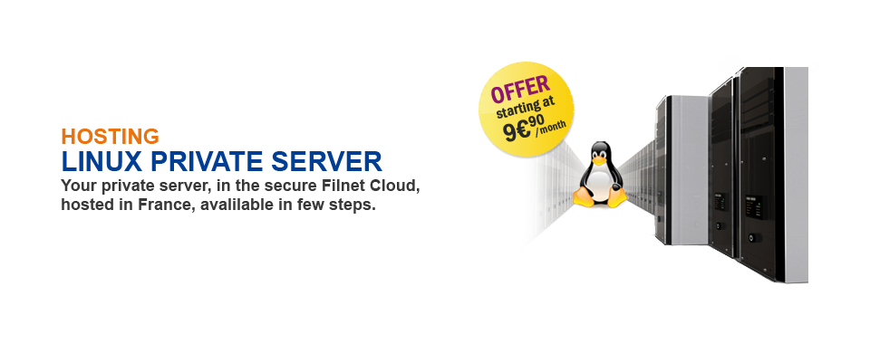 Filnet cloud Virtual Private Server