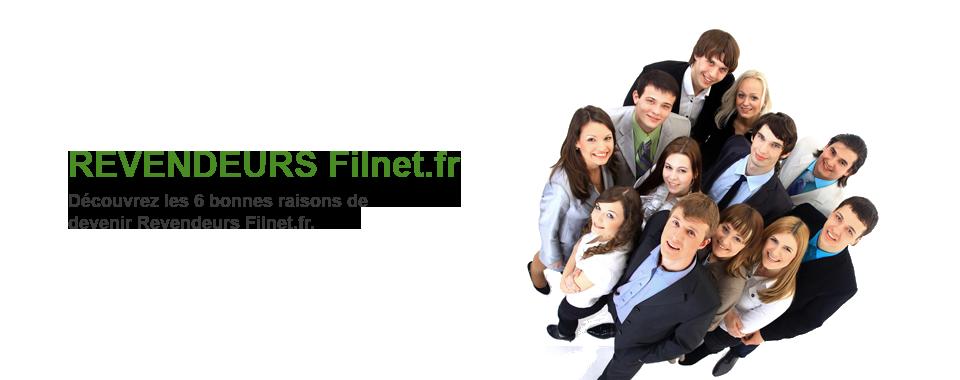 Partenaire Filnet.fr : vendez du Cloud maintenant !