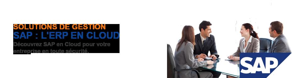 SAP : ERP in Cloud