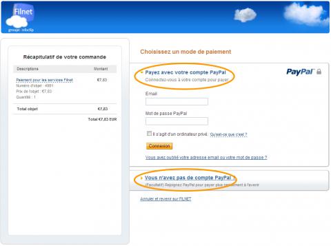 R gler une commande cloud entreprise for Bloqueur de fenetre pop up